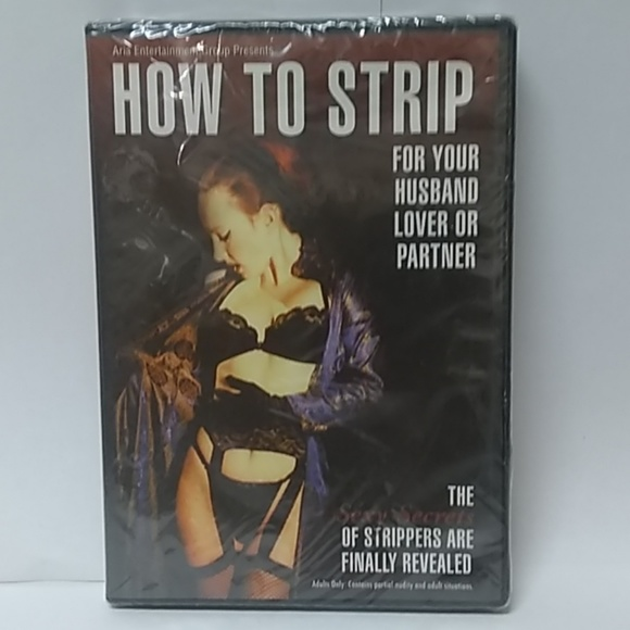 Other - Adult DVD How To Strip